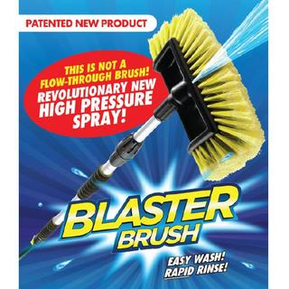 Blaster Brush Car Wash Brush 2 in 1 with Jet Spray Preview